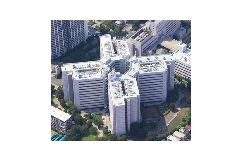 R&Dビジネスパークビル(大企業様向けオフィス・ラボ)